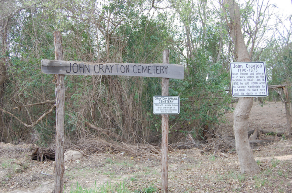 Cemetery connects lost relatives